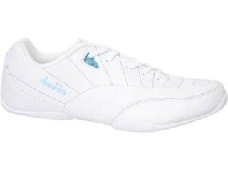Tênis Feminino Diadora 300797 Branco/azul - Tamanho Médio
