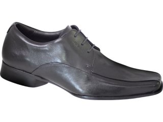 Sapato Masculino Jota pe 3672 Preto - Tamanho Médio