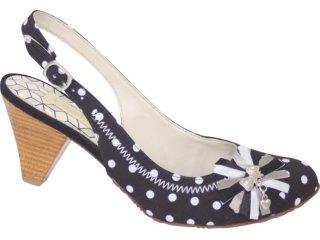Chanel(x) Feminino Cravo e Canela Cravo & Canela 58013/5640 Poa - Tamanho Médio