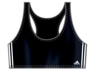 Top Feminino Adidas 859944 Preto - Tamanho Médio