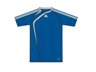 Camiseta Masculina Adidas 891680 Azul - Tamanho Médio