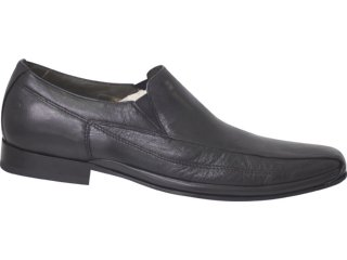 Sapato Masculino Democrata 360002 Preto - Tamanho Médio