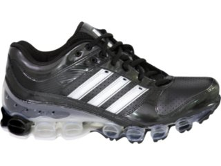 Tênis Masculino Adidas Microbounce 234949 Preto/cinza - Tamanho Médio