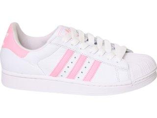 Tênis Adidas STAR 2W G29802 Brancorosacreme Comprar na... 91e1b200c1e44
