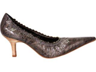 Sapato Feminino Tanara 4116 Cinza - Tamanho Médio