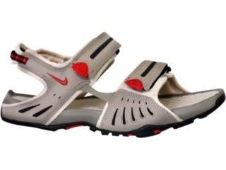 Papete x Masculino Nike 314483 Cinza/vermelho - Tamanho Médio