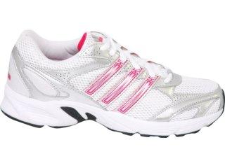 Tênis Feminino Adidas Vanquish G09411 Bco/prt/ros - Tamanho Médio