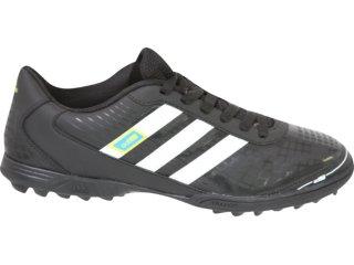 Tênis Masculino Adidas Aditurf G25651 Preto/branco - Tamanho Médio