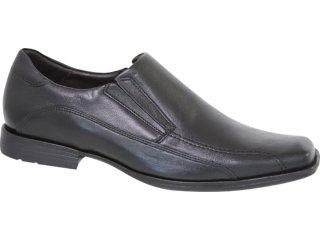 Sapato Masculino Ferracini 2876 Preto - Tamanho Médio