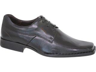 Sapato Masculino Ferracini 4272 Preto - Tamanho Médio