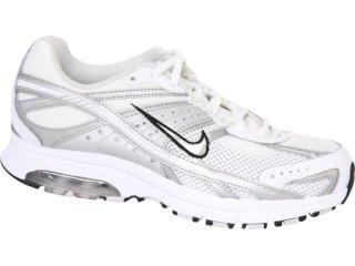 Tênis Feminino Nike Wmns Air M363318-101 Branco/prata - Tamanho Médio