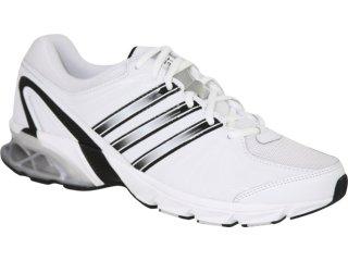 Tênis Masculino Adidas Macula G09389 Branco/preto - Tamanho Médio
