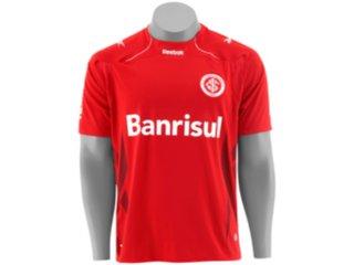 Camisa Masculina Inter 6000v Vermelho - Tamanho Médio