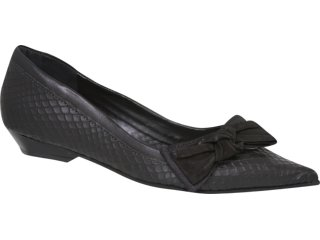 Sapato Feminino Tanara 1052 Preto - Tamanho Médio