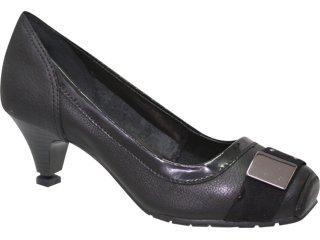 Sapato Feminino Dakota 2121 Preto - Tamanho Médio