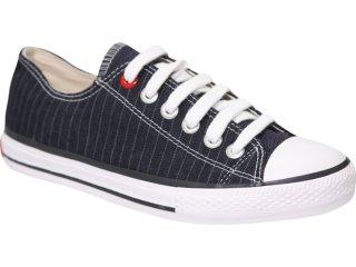 Tênis Feminino Coca-cola Shoes C01001005 Azul - Tamanho Médio