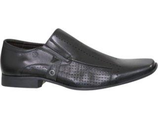 Sapato Masculino Perlatto 5508 Preto - Tamanho Médio