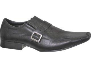 Sapato Masculino Fegalli 1025 Preto - Tamanho Médio
