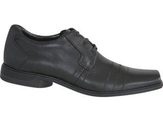 Sapato Masculino Ferracini 3262 Preto - Tamanho Médio