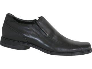 Sapato Masculino Ferracini 3260 Preto - Tamanho Médio