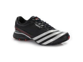 Tênis Masculino Adidas Modulate G29006 Preto/prata - Tamanho Médio