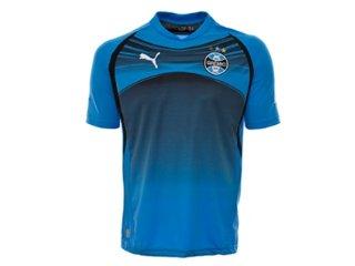 Camiseta Masculina Grêmio C5017m Azul - Tamanho Médio