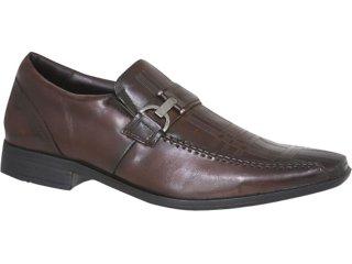 Sapato Masculino Jota pe 8128 Caputino - Tamanho Médio