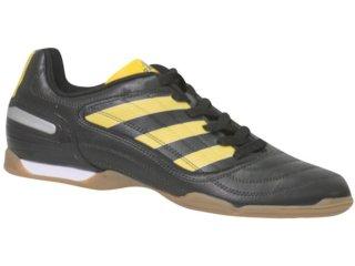 Tênis Masculino Adidas G25718 Predito x Preto/amarelo - Tamanho Médio