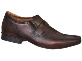 Sapato Masculino Pegada 20155-5 Telha - Tamanho Médio