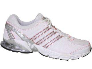 Tênis Feminino Adidas Macula G09391 Branco/rosa - Tamanho Médio