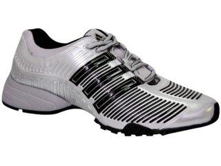 Tênis Masculino Adidas Bump 515266 Prata/preto - Tamanho Médio