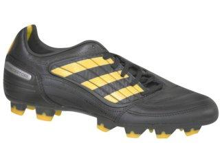 Chuteira Masculina Adidas Absolado Xg14206 Preto/amarelo - Tamanho Médio