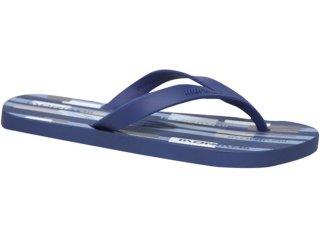 Chinelo Masculino Grendene 10591 Azul - Tamanho Médio