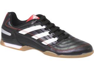 Tênis Masculino Adidas Predito x G25719 Preto/branco - Tamanho Médio