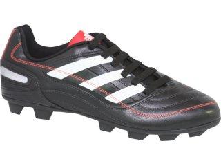 Chuteira Masculina Adidas Predito x G25728 Preto/branco - Tamanho Médio