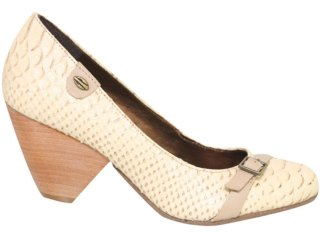 Sapato Feminino Mormaii 11010791 Nude - Tamanho Médio