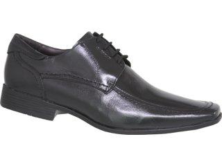Sapato Masculino Calvest 730a125 Preto - Tamanho Médio