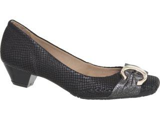 Sapato Feminino Ramarim 105107 Preto - Tamanho Médio