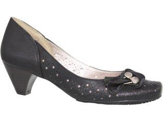Sapato Feminino Ramarim 106203 Preto - Tamanho Médio