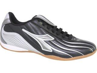 Tênis Masculino Diadora 350829 Extrema Preto/chumbo - Tamanho Médio