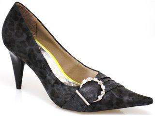 Sapato Feminino Ramarim 1054104 Preto - Tamanho Médio