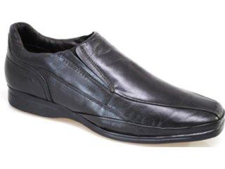Sapato Masculino Ferricelli 3210 Preto - Tamanho Médio