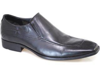 Sapato Masculino Democrata 405003 Preto - Tamanho Médio