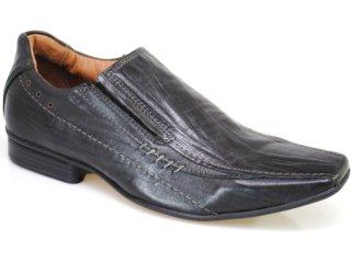Sapato Masculino Pegada 20101-8 Preto - Tamanho Médio
