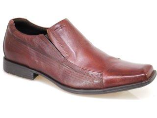Sapato Masculino Ferracini 2886 Cedro - Tamanho Médio