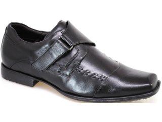 Sapato Masculino Ferracini 2872 Preto - Tamanho Médio