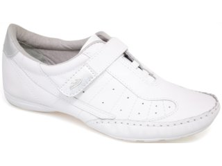 Tênis Feminino Dakota 2063 Branco - Tamanho Médio