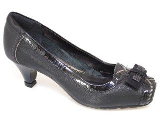Sapato Feminino Dakota 2123 Preto - Tamanho Médio
