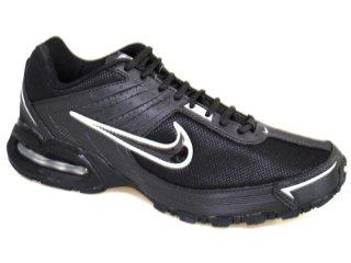 Tênis Masculino Nike Max Spear 390701-001 Preto/cinza - Tamanho Médio
