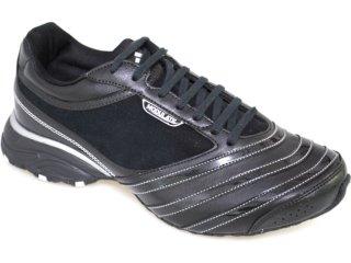 Tênis Masculino Adidas Modulate Suede G29010 Preto - Tamanho Médio